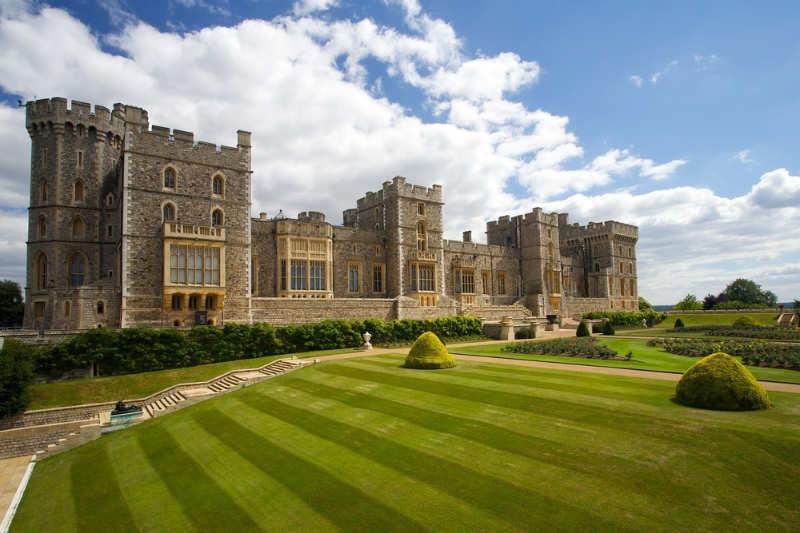 Windsor Castle - castillos Inglaterra