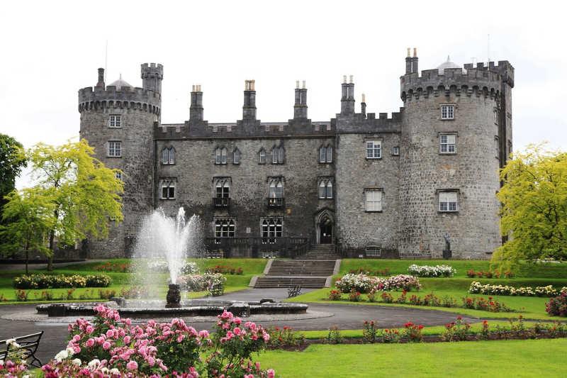 Kilkenny Castle - que ver en kilkenny