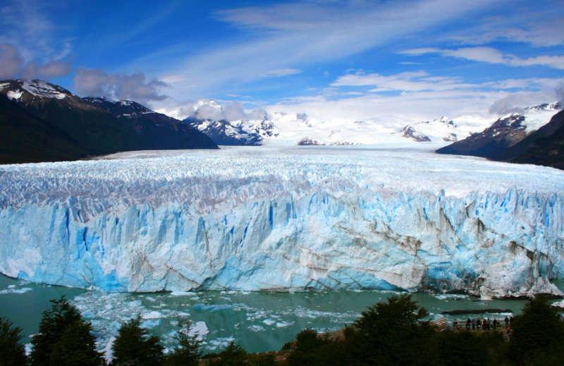 Glaciar Perito Moreno - lugares turisticos argentina