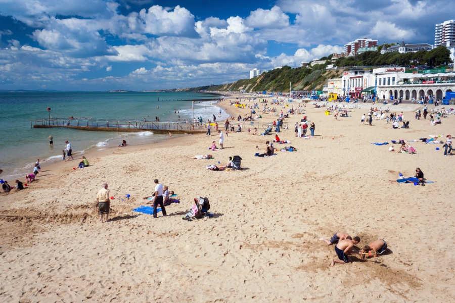 Playa de Bournemouth