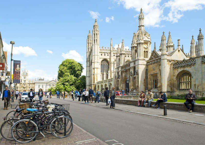 tours en cambridge