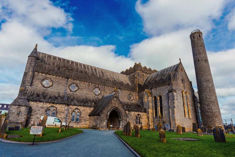 Catedral de San Canice - que hacer en kilkenny