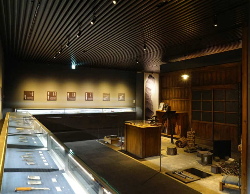 Museo de Herramientas de Carpintería Takenaka - Japon