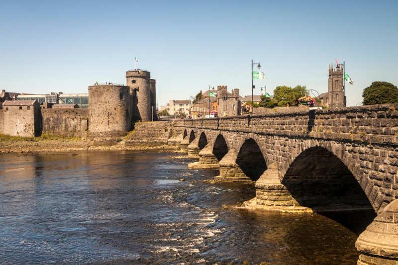 King John's Castle - castillos de irlanda