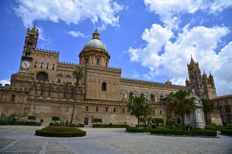 Catedral de palermo - cosas que ver en palermo