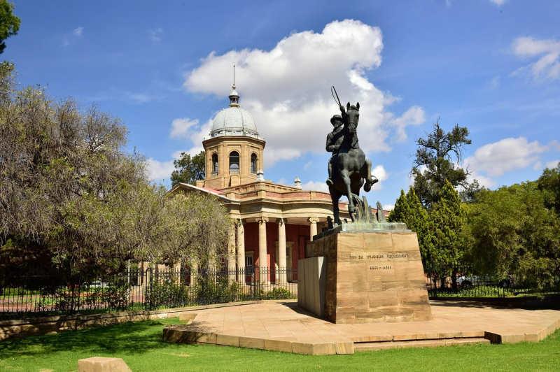 Bloemfontein - que ver en sudafrica
