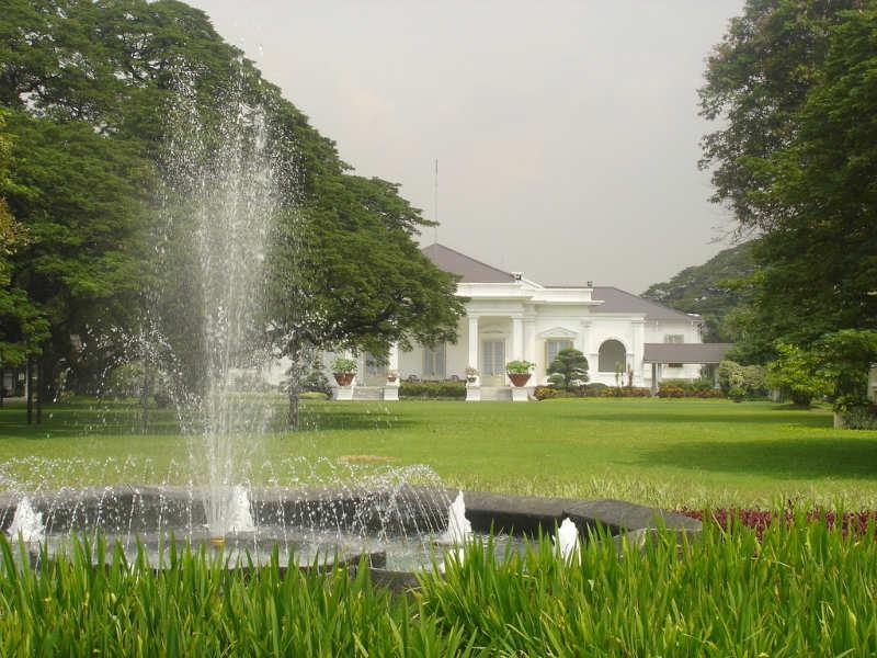 Istana Merdeka - que ver en yakarta