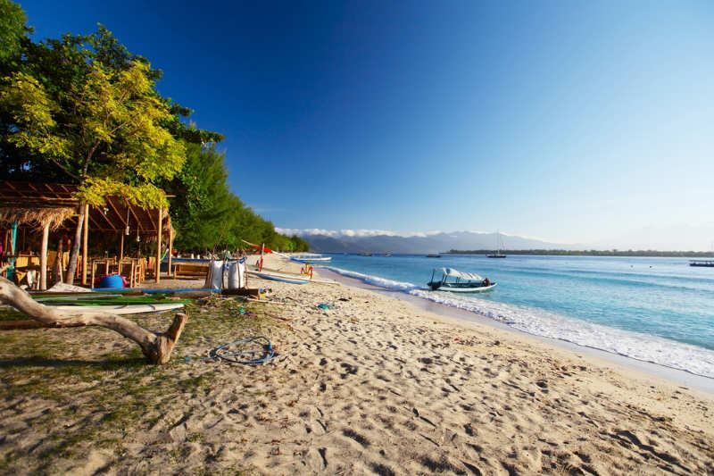 Gili Trawangan - islas de indonesia