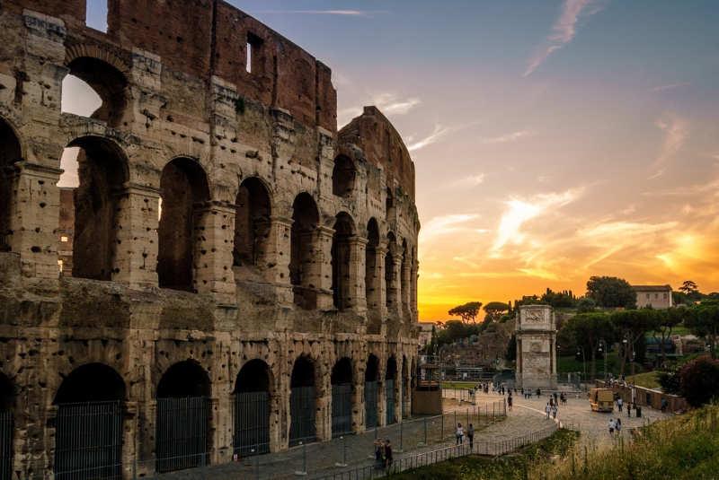 Roma - que ver en italia