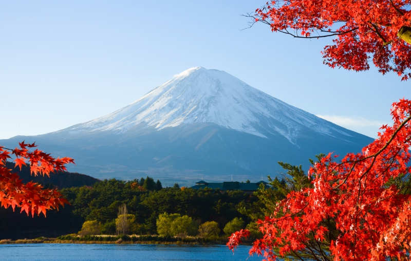 Monte fuji - excursiones en japon