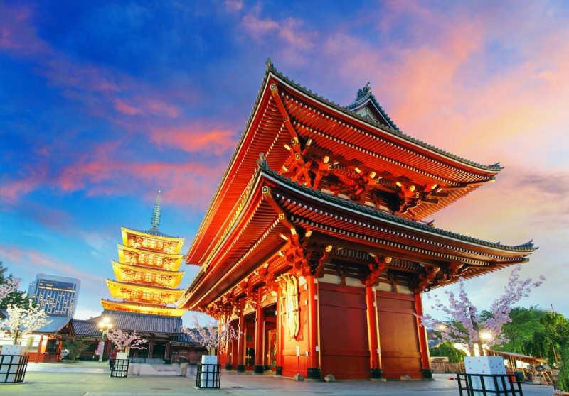 Asakusa- que ver y hacer en Tokio