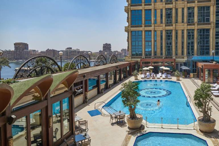 Four Seasons Cairo At The First Residence - hoteles en egipto
