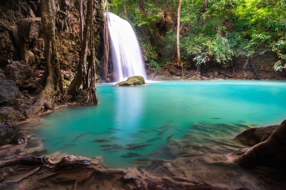 15 increibles cascadas en Tailandia