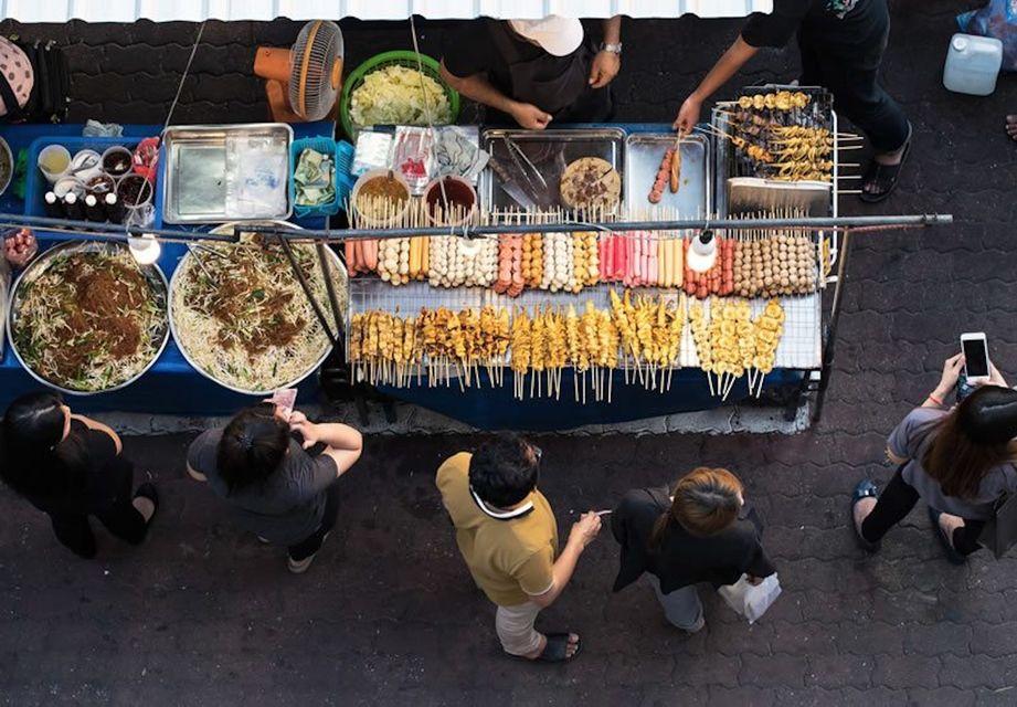 Tour gastronómico secreto de Bangkok