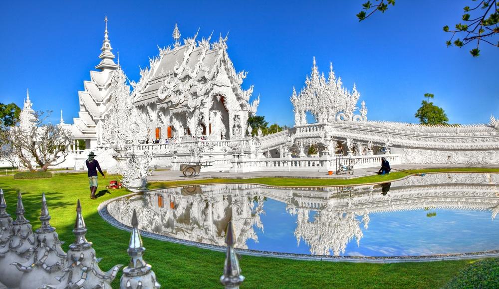 Templo Blanco, Chiang Rai
