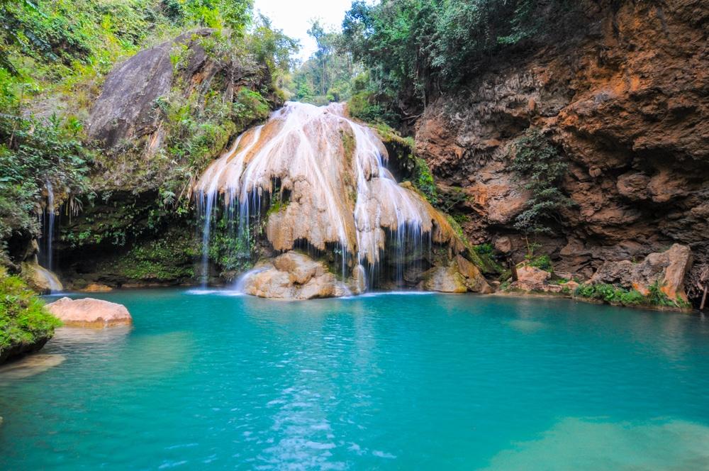Cascada de Koh Luang