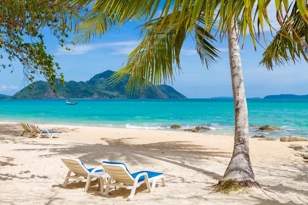 Playa de Laem Ka