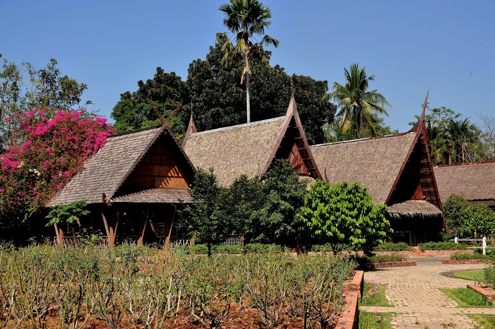 Rose Garden Thai Village