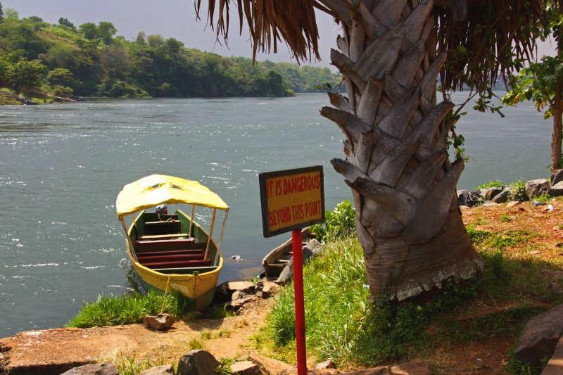 Jinja - que ver en uganda