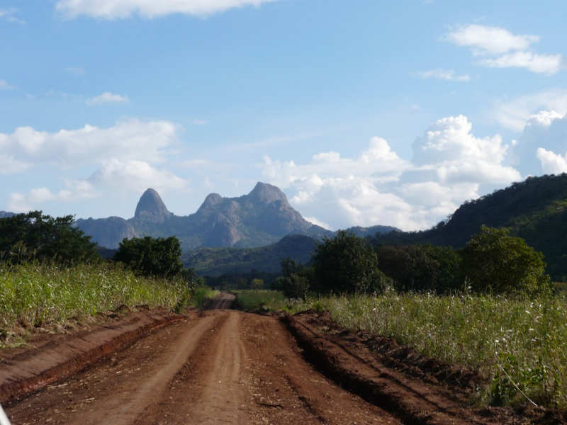 Parque Nacional del Valle de Kidepo - vacaciones uganda
