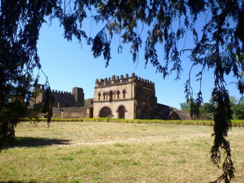 Gondar - etiopia destinos