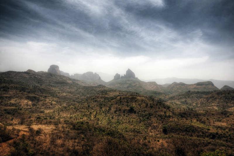Montañas de simien - vacaciones en etiopia