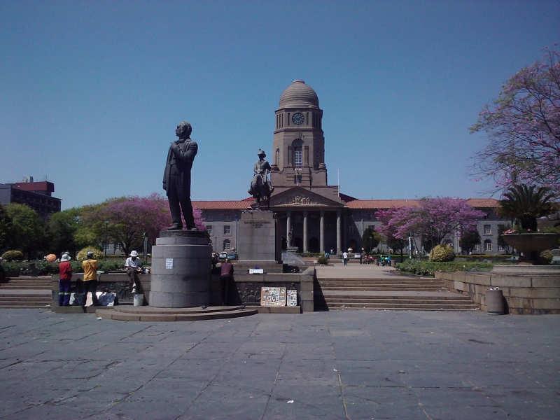 Pretoria-lugares para visitar en sudafrica
