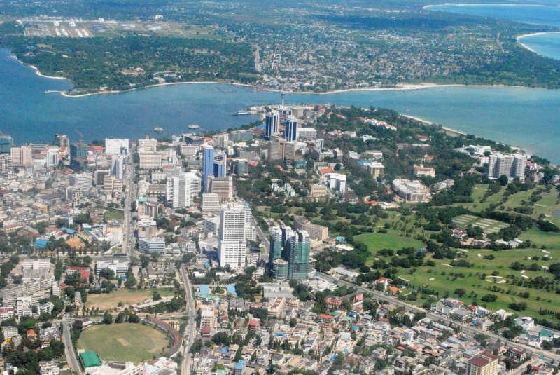 Dar es Salaam - que ver en tanzania