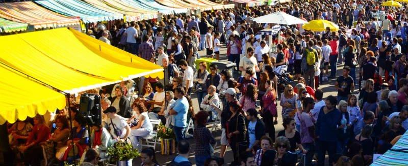 Feria De Recoleta
