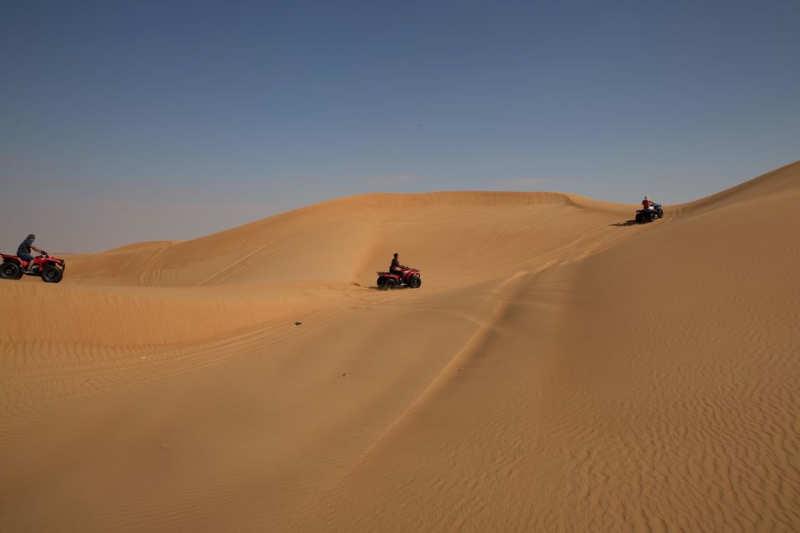 safari-en-dubai - tours y actividades en dubai
