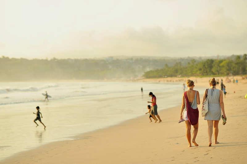 Playa Seminyak - playas de bali