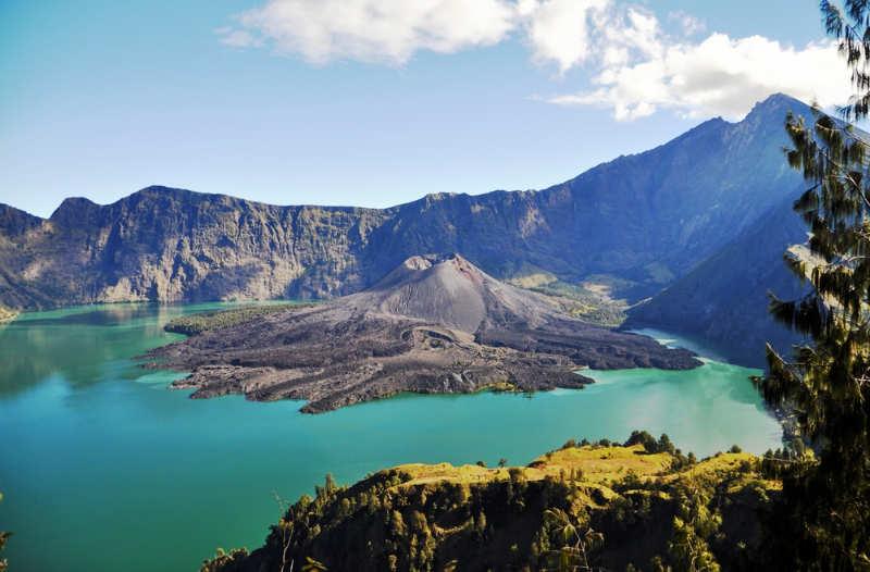 Monte Rinjani - que ver en lombok