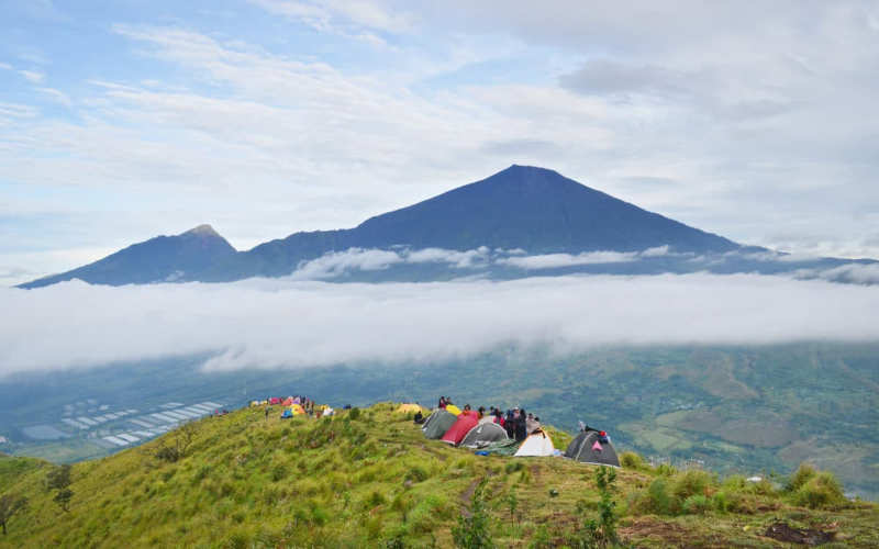 Bukit Pergasingan - cosas que ver en lombok