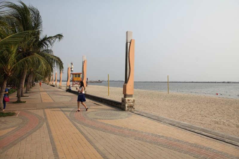Ancol Beach - cosas que ver en jakarta