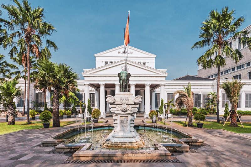 Museo Nacional de Jakarta