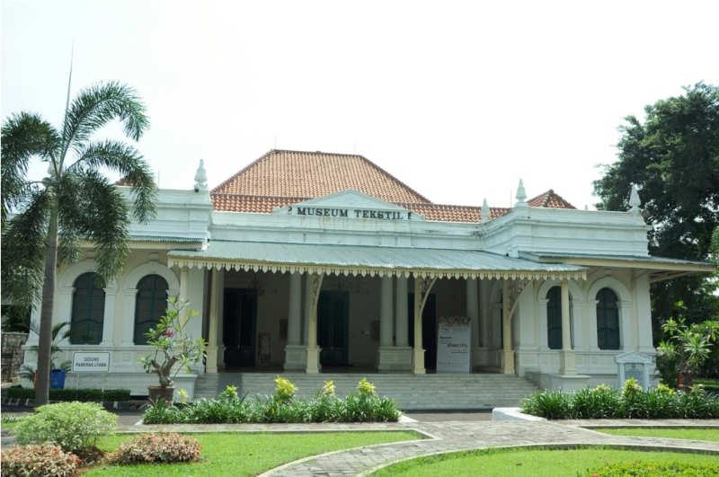 Museo Tekstil - que hacer en yakarta