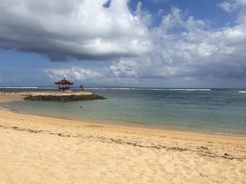 Pantai Indah - que ver en bali