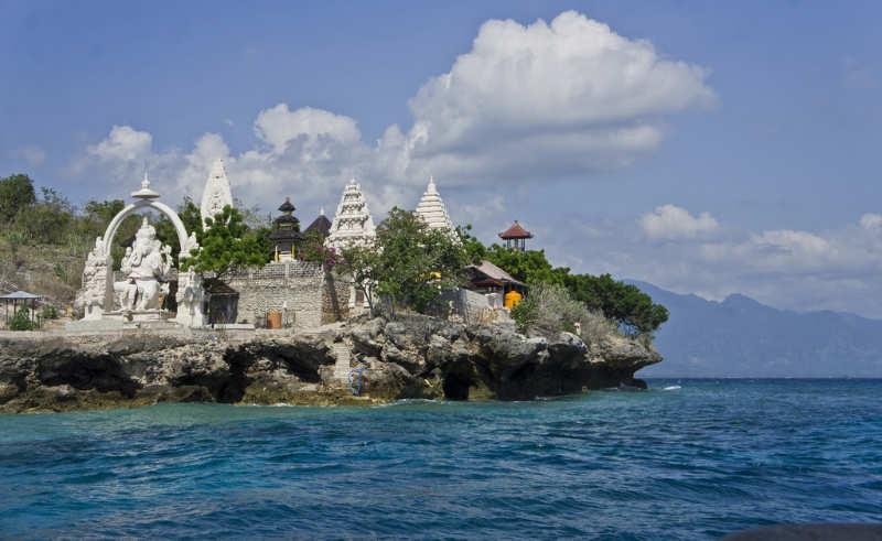 Isla Menjangan - cosas que ver en bali