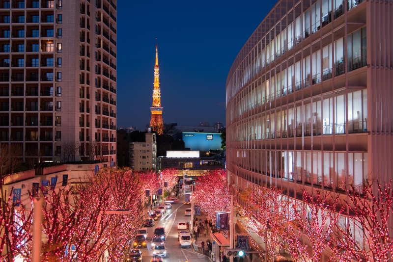 Roppongi - que ver en Tokio