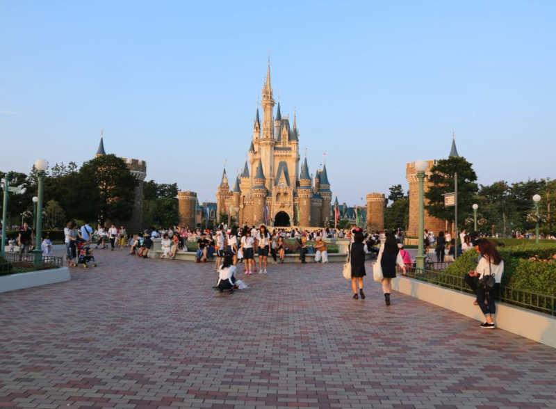 Tokyo Disneyland - que hacer en tokio