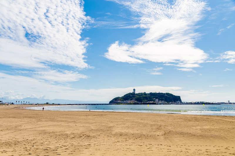 Playas de enoshima - que ver en Tokio