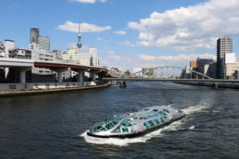 Crucero en Tokio - que hacer en tokio