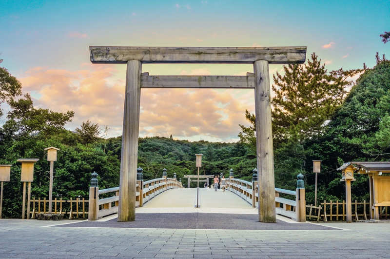 Ise Grand Shrine - tours en osaka