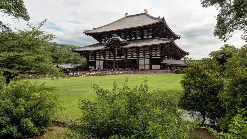 Nara - Japon que visitar