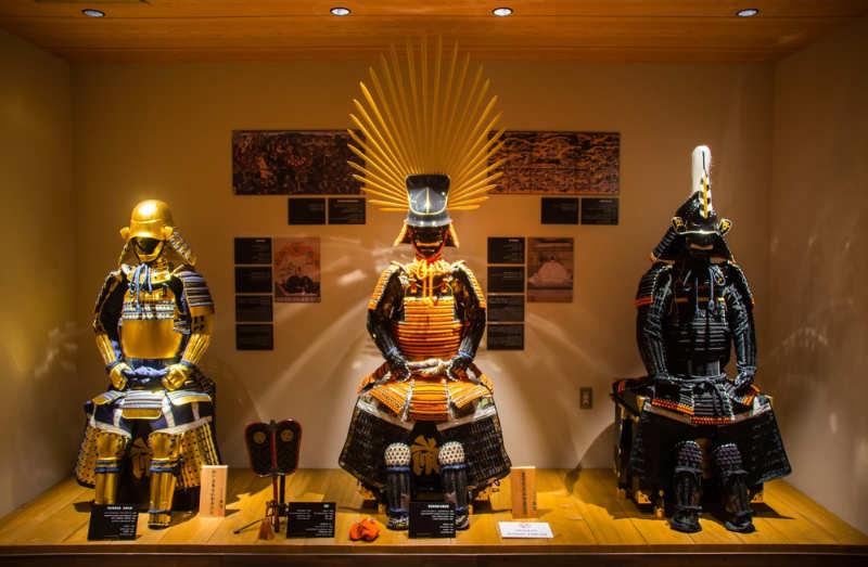 Museo Shinjuku Samurai - que ver en Tokio