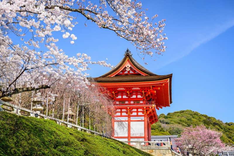 Templo Kiyomizu-Dera - kioto que ver