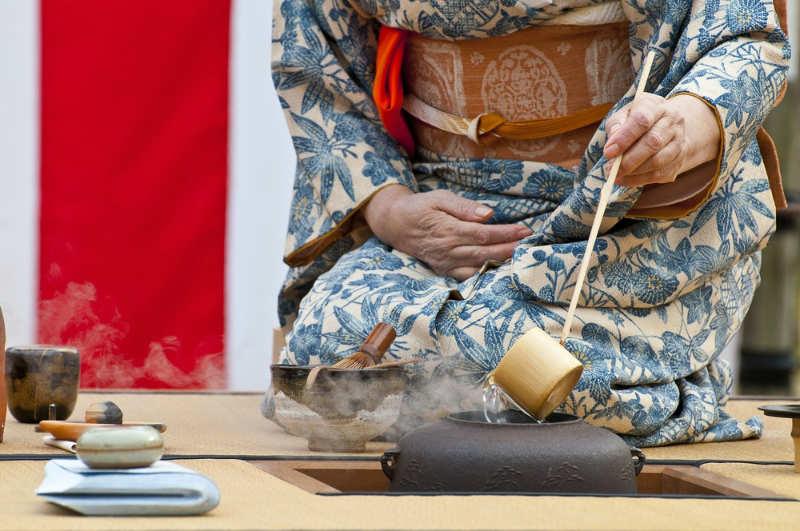 Ceremonia del té - que hacer en Kioto