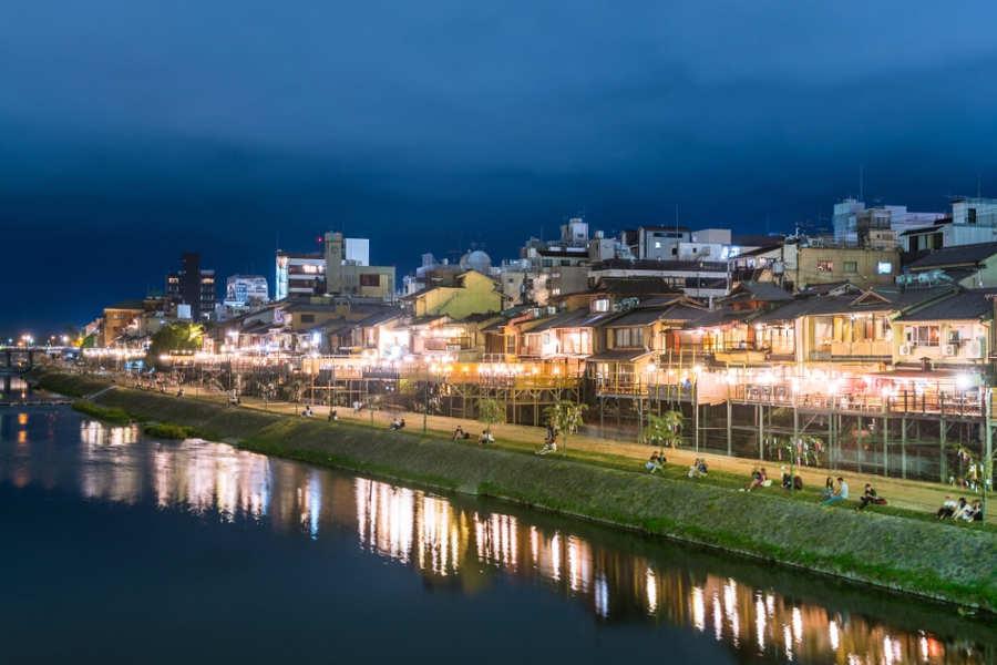 Pontocho - que ver y hacer en kioto