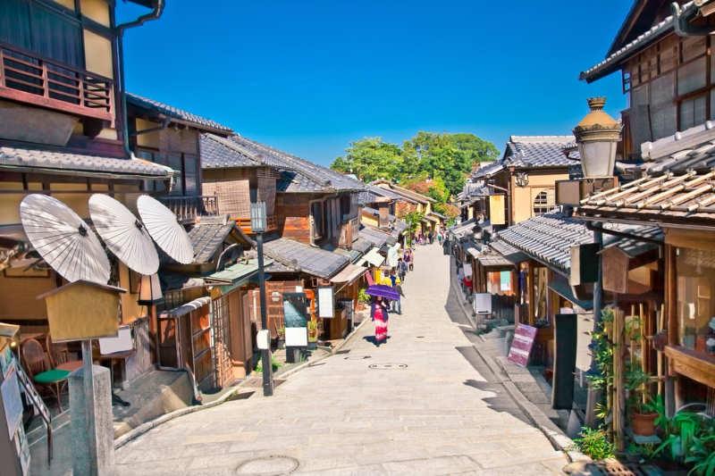 Gion - que ver y hacer en kioto