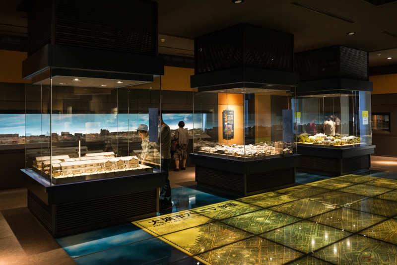 Museo de Vivienda y Vida de Osaka